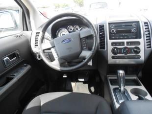 2008 Ford Edge for sale at Nemaha Valley Motors in Seneca KS