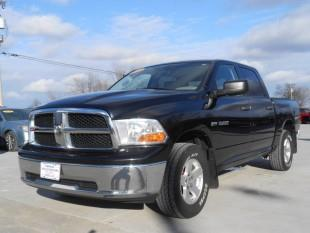 2009 Dodge Ram Pickup 1500 for sale at Nemaha Valley Motors in Seneca KS