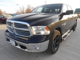 2015 RAM Ram Pickup 1500 for sale at Nemaha Valley Motors in Seneca KS