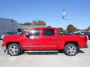 2014 Chevrolet Silverado 1500 for sale at Nemaha Valley Motors in Seneca KS
