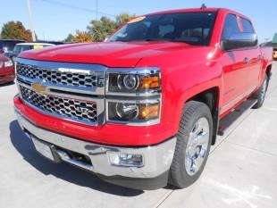 2014 Chevrolet Silverado 1500 for sale at Nemaha Valley Motors in Seneca KS