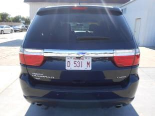 2013 Dodge Durango for sale at Nemaha Valley Motors in Seneca KS