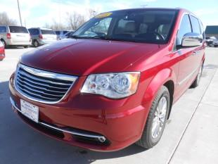 2014 Chrysler Town and Country for sale at Nemaha Valley Motors in Seneca KS