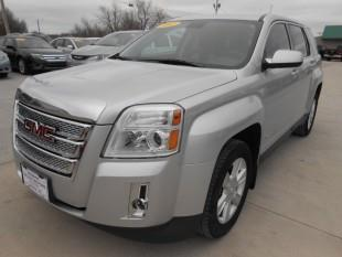 2012 GMC Terrain for sale at Nemaha Valley Motors in Seneca KS