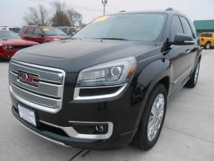 2014 GMC Acadia for sale at Nemaha Valley Motors in Seneca KS