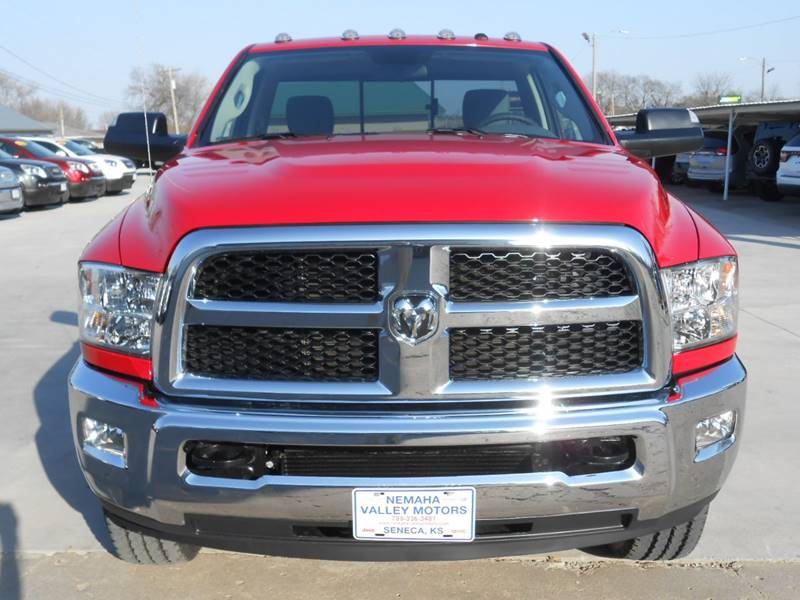 2017 RAM Ram Pickup 2500 for sale at Nemaha Valley Motors in Seneca KS