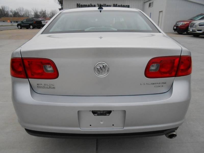 2010 Buick Lucerne for sale at Nemaha Valley Motors in Seneca KS