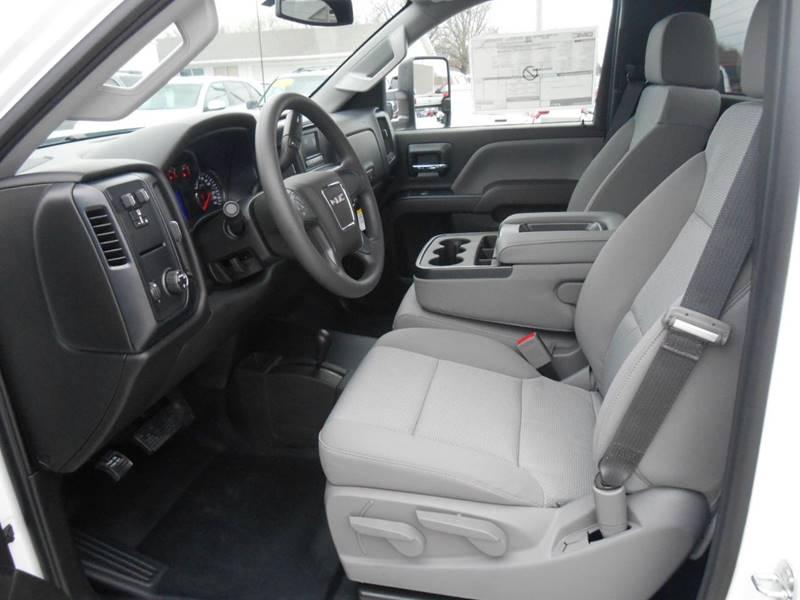 2017 GMC Sierra 2500HD for sale at Nemaha Valley Motors in Seneca KS
