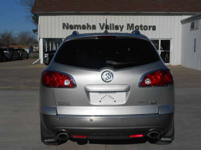 2008 Buick Enclave for sale at Nemaha Valley Motors in Seneca KS