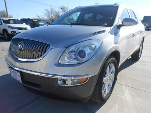 2008 Buick Enclave for sale at Nemaha Valley Motors in Seneca KS