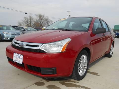 2009 Ford Focus for sale at Nemaha Valley Motors in Seneca KS