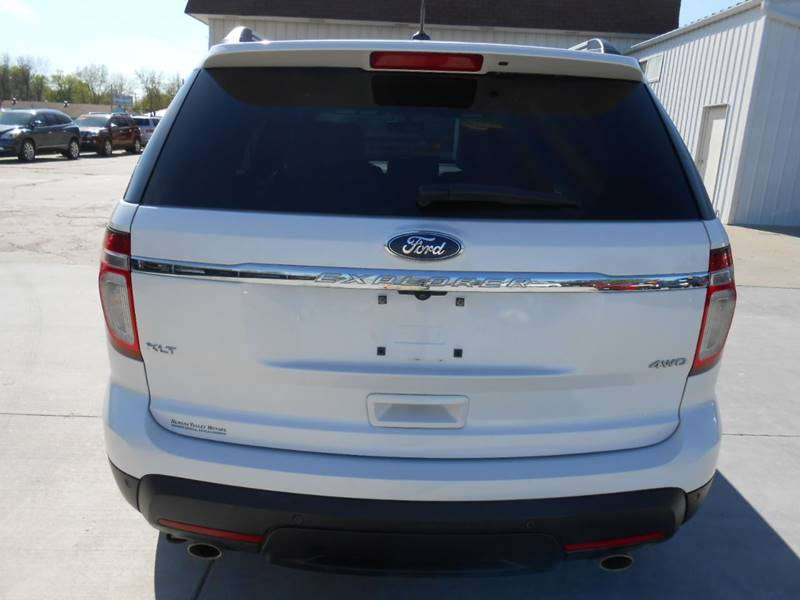 2011 Ford Explorer for sale at Nemaha Valley Motors in Seneca KS