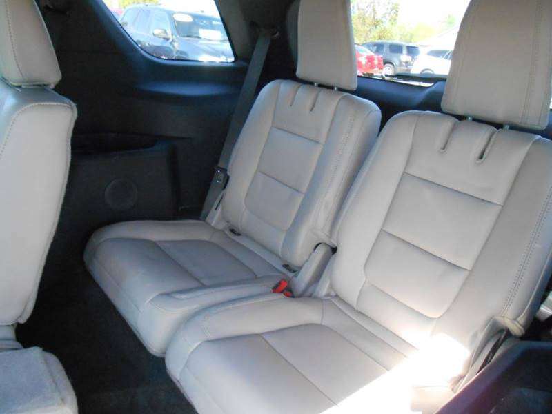 2011 Ford Explorer for sale at Nemaha Valley Motors in Seneca KS