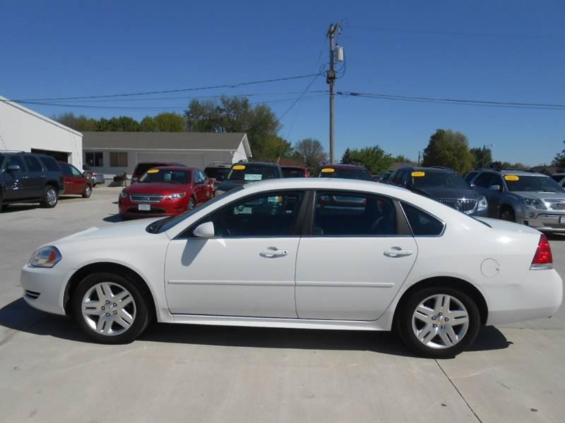 2015 Chevrolet Impala Limited for sale at Nemaha Valley Motors in Seneca KS