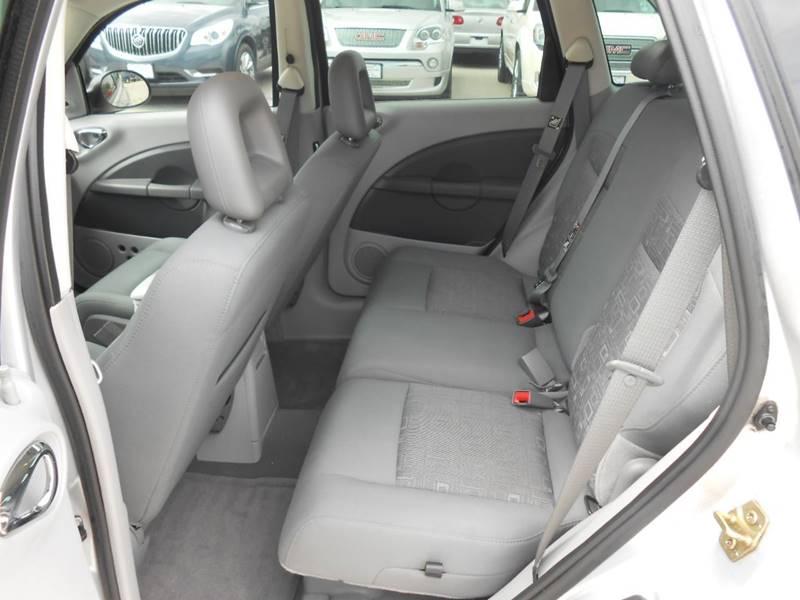 2007 Chrysler PT Cruiser for sale at Nemaha Valley Motors in Seneca KS