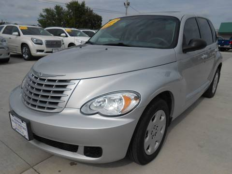 2007 Chrysler PT Cruiser for sale at Nemaha Valley Motors in Seneca KS
