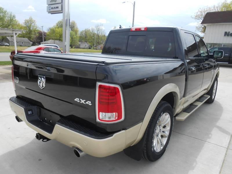 2016 RAM Ram Pickup 1500 for sale at Nemaha Valley Motors in Seneca KS