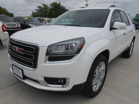 2017 GMC Acadia Limited for sale at Nemaha Valley Motors in Seneca KS
