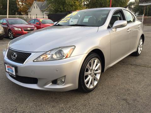2009 Lexus IS 250 for sale at Bibian Brothers Auto Sales & Service in Joliet IL