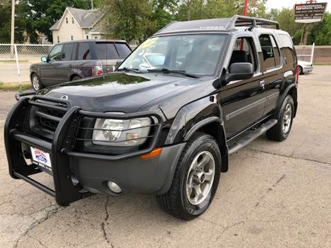 2003 Nissan Xterra for sale at Bibian Brothers Auto Sales & Service in Joliet IL
