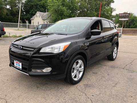 2013 Ford Escape for sale at Bibian Brothers Auto Sales & Service in Joliet IL