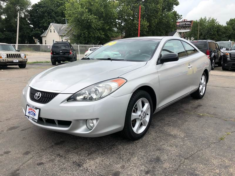 2006 Toyota Camry Solara for sale at Bibian Brothers Auto Sales & Service in Joliet IL