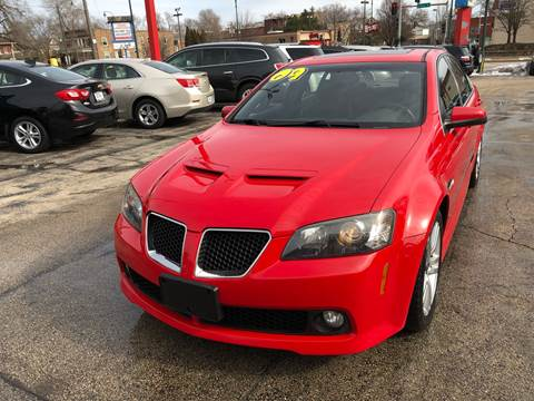 2009 Pontiac G8 for sale in Joliet, IL