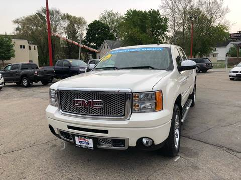 2010 GMC Sierra 1500 for sale at Bibian Brothers Auto Sales & Service in Joliet IL