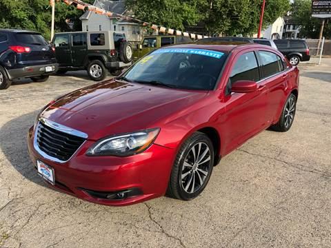 2014 Chrysler 200 for sale in Joliet, IL
