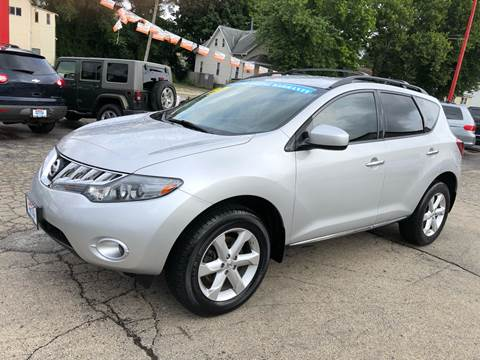 2009 Nissan Murano for sale at Bibian Brothers Auto Sales & Service in Joliet IL