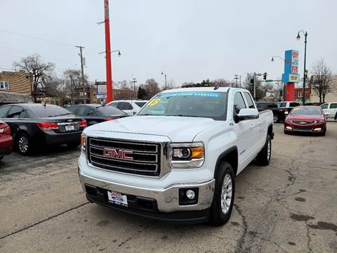 2015 GMC Sierra 1500 for sale at Bibian Brothers Auto Sales & Service in Joliet IL