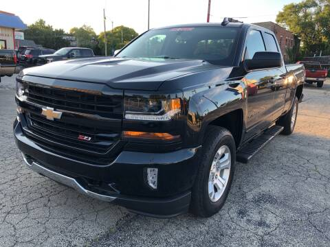 2018 Chevrolet Silverado 1500 for sale at Bibian Brothers Auto Sales & Service in Joliet IL