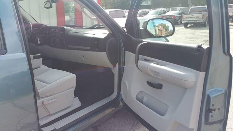 2007 Chevrolet Silverado 1500 LT1 4dr Extended Cab 5.8 ft. SB - Joliet IL