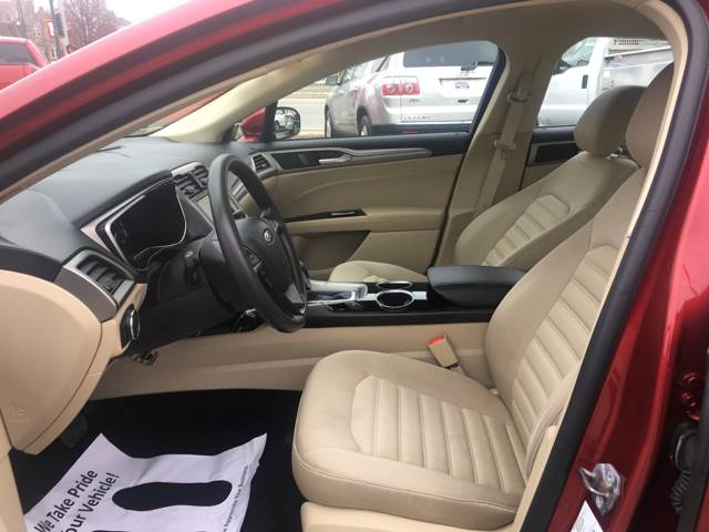 2013 Ford Fusion SE 4dr Sedan - Joliet IL