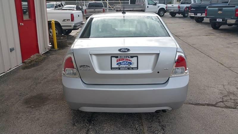 2009 Ford Fusion SE 4dr Sedan - Joliet IL