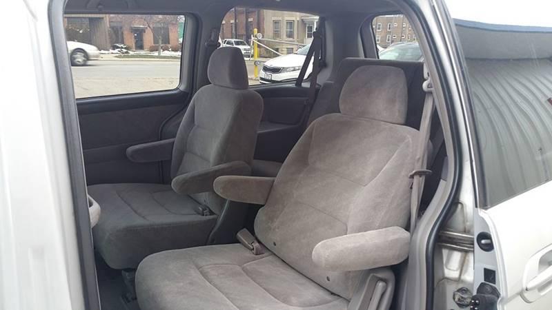 2002 Honda Odyssey EX 4dr Mini-Van - Joliet IL