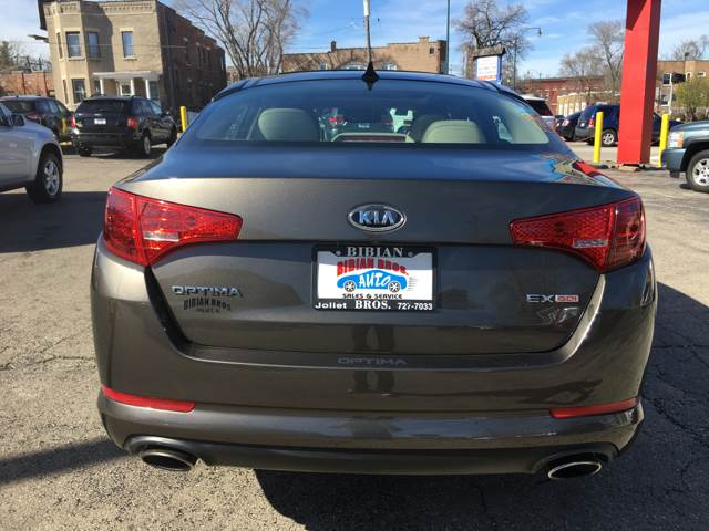 2012 Kia Optima EX 4dr Sedan 6A - Joliet IL
