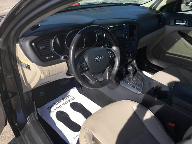 2012 Kia Optima EX 4dr Sedan 6A - Joliet IL