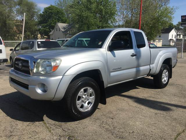 2008 Toyota Tacoma 4x2 PreRunner V6 4dr Access Cab 6.1 ft. SB 5A - Joliet IL