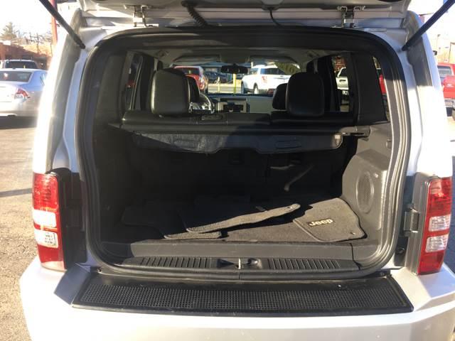 2012 Jeep Liberty 4x4 Jet Edition 4dr SUV - Joliet IL