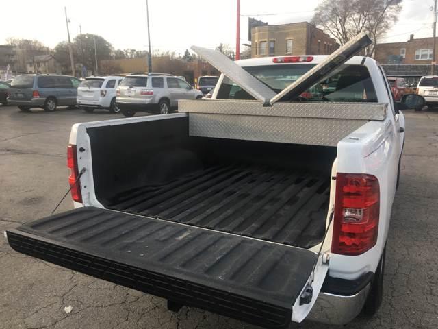 2009 Chevrolet Silverado 1500 4x2 Work Truck 4dr Extended Cab 5.8 ft. SB - Joliet IL