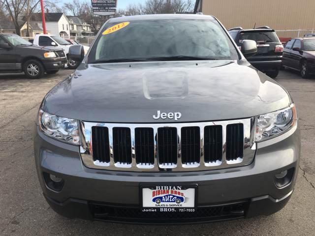 2012 Jeep Grand Cherokee 4x4 Laredo X 4dr SUV - Joliet IL