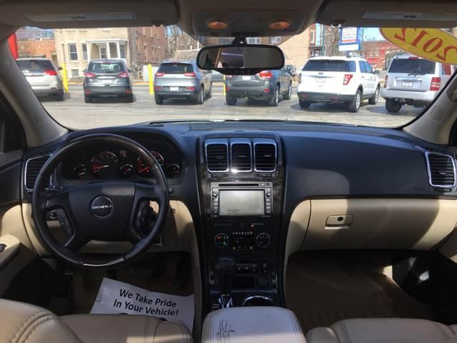 2012 GMC Acadia Denali 4dr SUV - Joliet IL