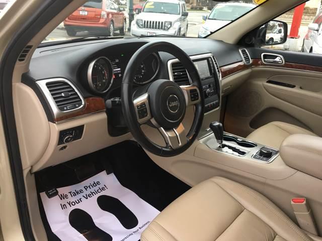 2011 Jeep Grand Cherokee 4x4 Limited 4dr SUV - Joliet IL