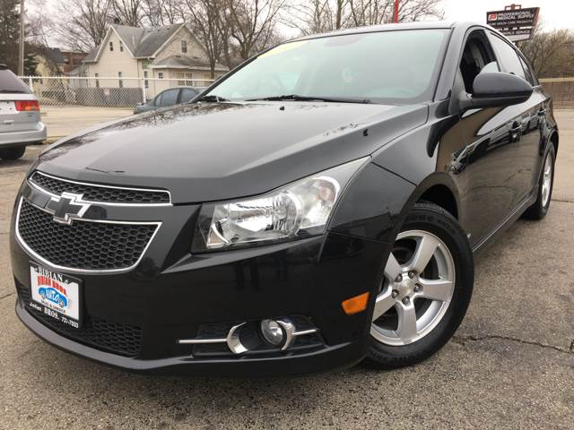 2013 chevrolet cruze 1lt manual 4dr sedan w 1sc in joliet. Black Bedroom Furniture Sets. Home Design Ideas
