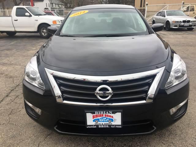 2014 Nissan Altima 2.5 SV 4dr Sedan - Joliet IL