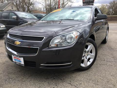 2011 Chevrolet Malibu for sale at Bibian Brothers Auto Sales & Service in Joliet IL