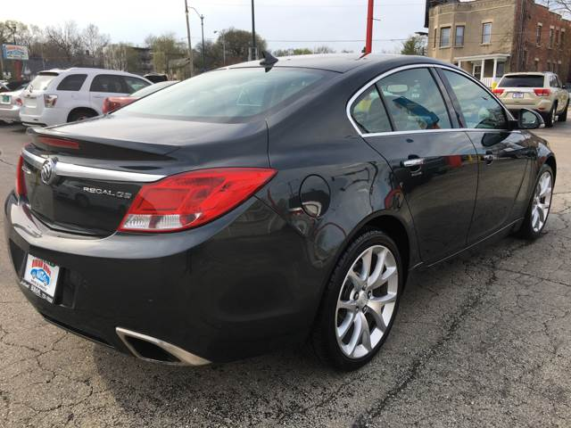 2012 Buick Regal GS 4dr Sedan - Joliet IL