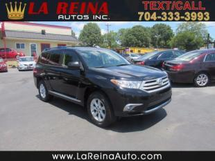 2011 Toyota Highlander for sale in Charlotte NC