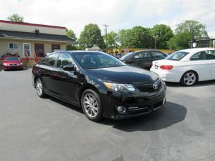 2012 Toyota Camry for sale in Charlotte NC